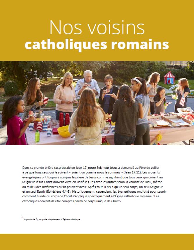 Nos voisins catholiques romains