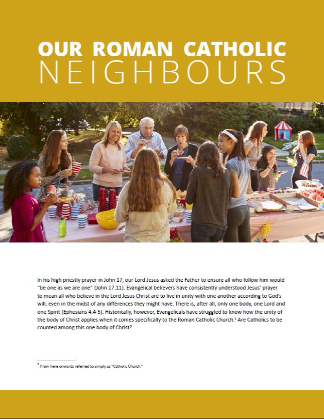 Our Roman Catholic Neighbours
