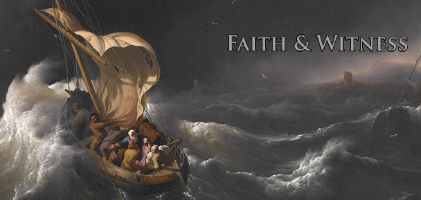 Faith and Witness podcast library